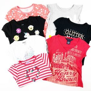 Ralph Lauren Bundle Set of 3T Summer Shirt / Top